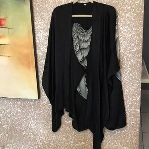 Tops - Silk tunic